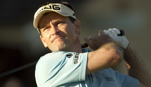 Mark Wilson during the third round of the Sony Open.
