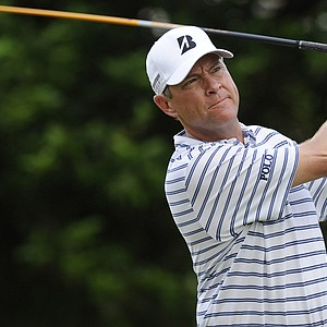 Davis Love III during the Sony Open in Hawaii.