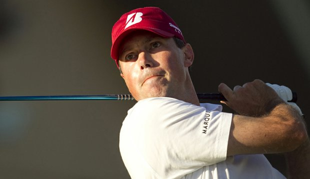 Matt Kuchar during the 2011 Sony Open.