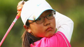 Lydia Ko, 13, lives in New Zealand and is a future LPGA star, no doubt.