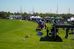 Orange County National in Winter Garden, Fla. was buzzing with plenty of equipment companies and players to test the waters on all of the new clubs at the 2011 PGA Merchandise Show.