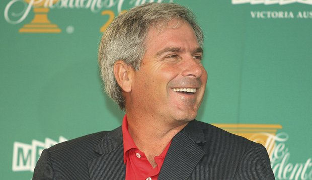 Fred Couples is one of the faces behind Ashworth.