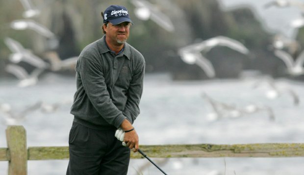 Andrew Magee during the the 2005 AT&T Pebble Beach Pro-Am.