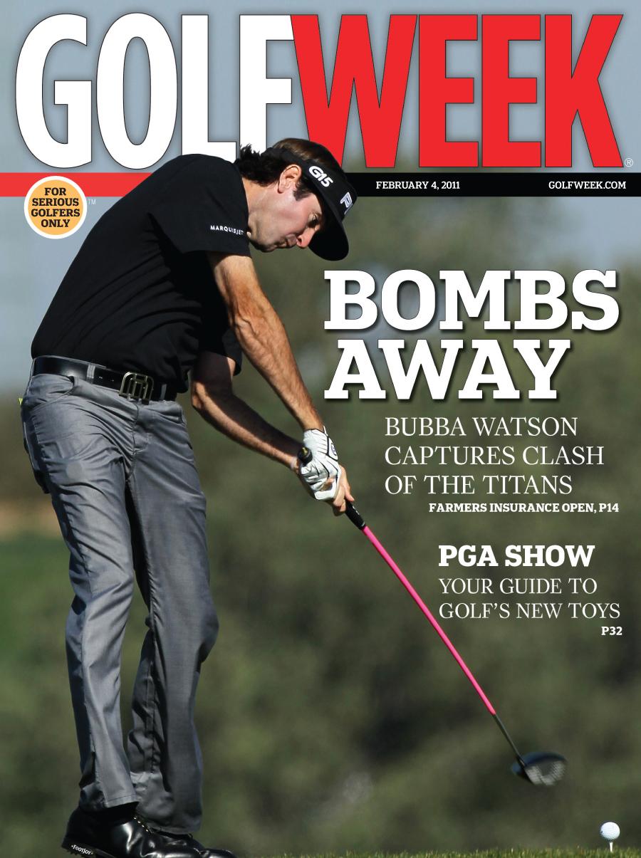 Golfweek (Feb. 4, 2011)