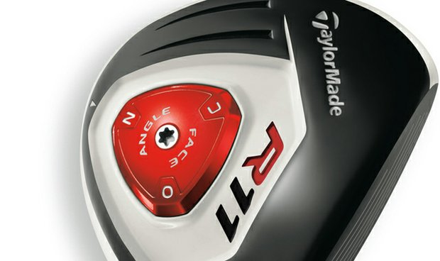 TaylorMade's new R11 driver.