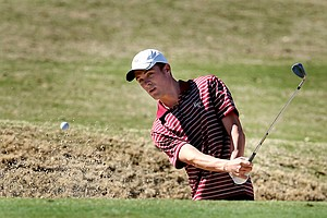 Florida State's Drew Kittleson during the final round. Kittleson lost in a four-way playoff.