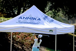 Seventy-two girls, representing 13 countries including the United States are playing in the Annika Invitational at Reunion Resort.