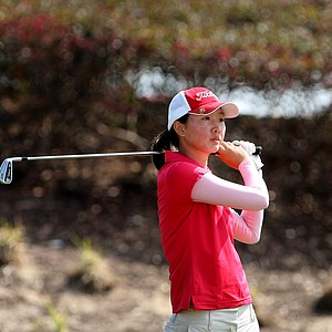 Doris Chen placed second at the 2011 Annika Invitational. She posted a tournament total of 215.