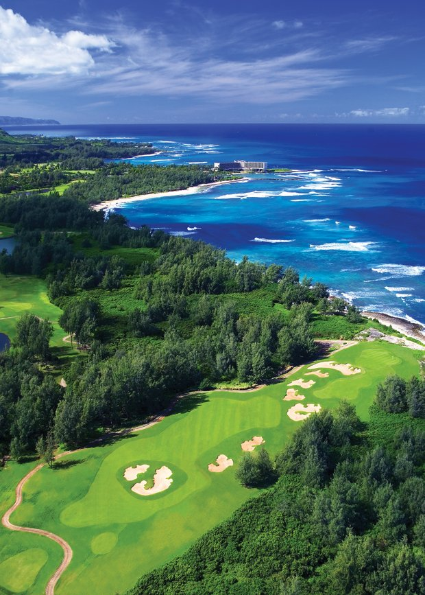 Turtle Bay Resort's Palmer Course
