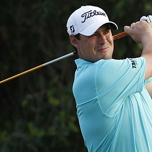 Johnson Wagner during the Mayakoba Golf Classic. Wagner defeated Spencer Levin in a playoff for his second career victory.