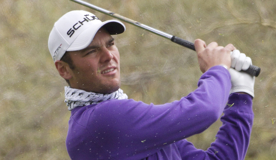 Martin Kaymer during the Accenture World Match Play Championship.