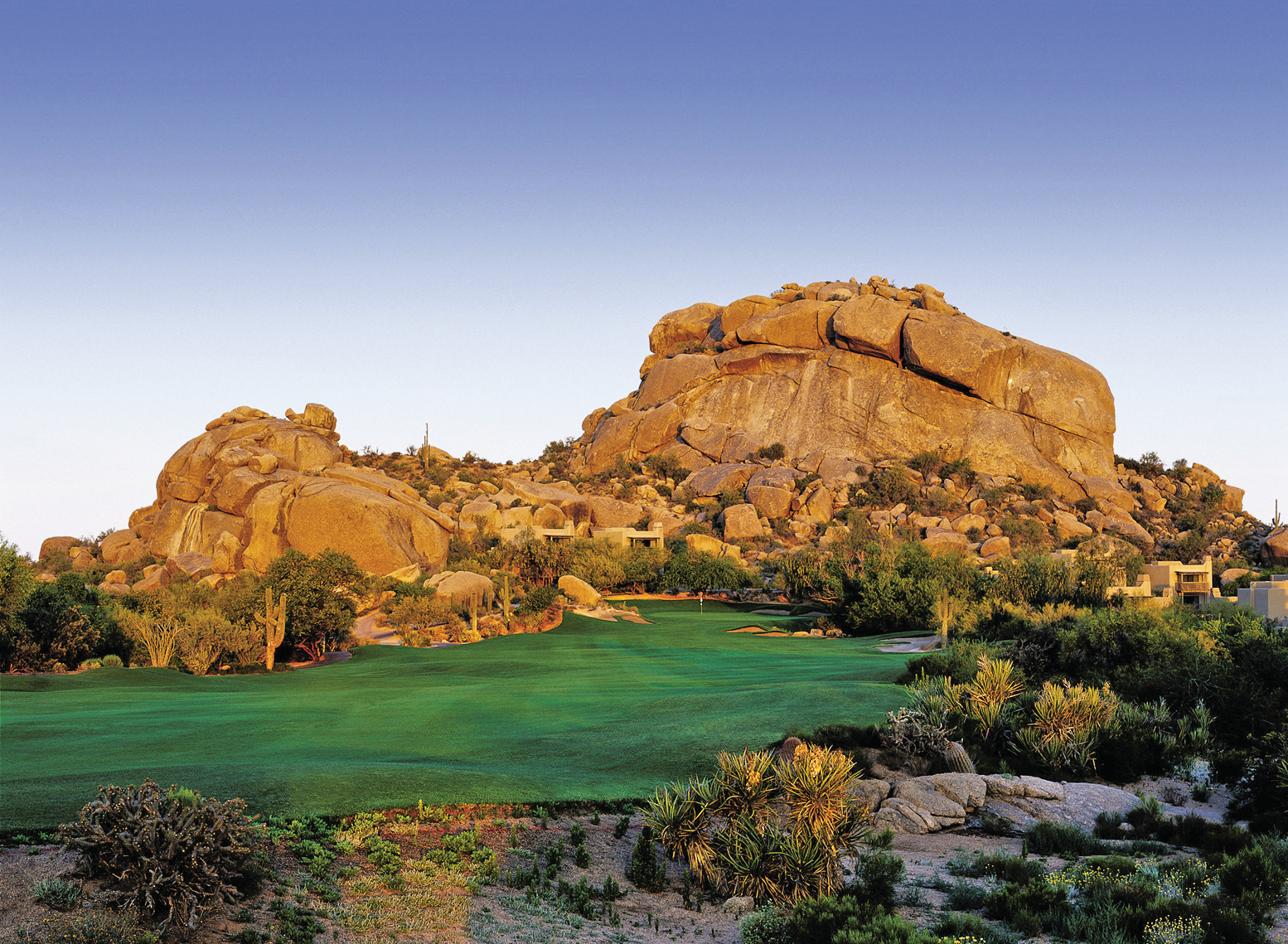No. 5 at The Boulders' South Course