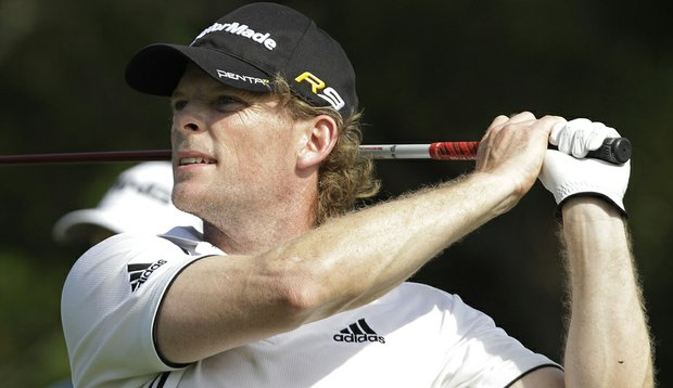 James Driscoll during the 2010 Texas Valero Open