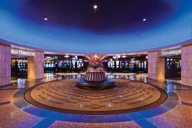 The casino entrance at Talking Stick