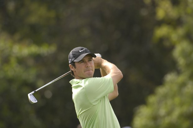 March 2007--Trevor Immelman in action during the Arnold Palmer Invitational at Bay Hill in Orlando, Fl..