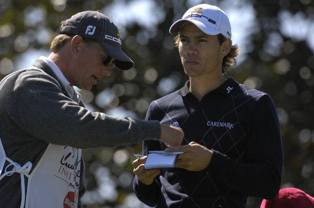 March 2007--Camilo Villegas in action during the Arnold Palmer Invitational at Bay Hill in Orlando, Fl..