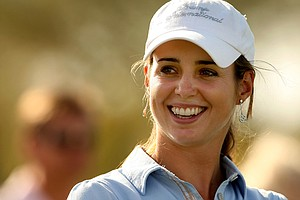 Beatriz Recari in Phoenix for the inaugural RR Donnelley LPGA Founders Cup.