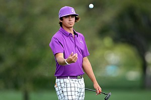 Rickie Fowler posted a 69 during Round 1 of the Arnold Palmer Invitational at Bay Hill Club & Lodge.
