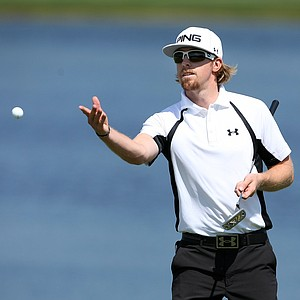 Hunter Mahan posted a 69 during Round 1 of the Arnold Palmer Invitational at Bay Hill Club & Lodge.