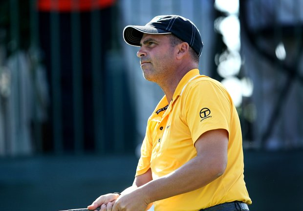 Rocco Mediate during Round 2 of the Arnold Palmer Invitational at Bay Hill Club & Lodge.