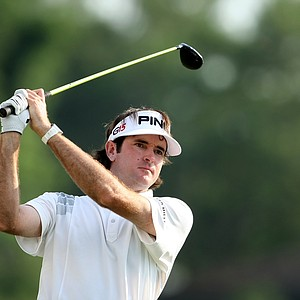 Bubba Watson during the final round of the Arnold Palmer Invitational at Bay Hill Club & Lodge.