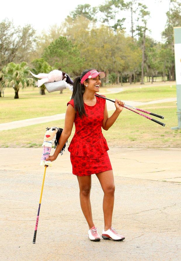 Winter Haven, FL--03/17/10--Seema Sadekar, Girls of the Duramed Futures.