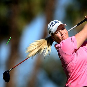 Brittany Lincicome posted a 66 in Round 1.
