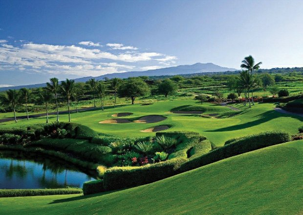 No. 11 at Hokuli'a, the Hawaii development where Anderson's problems began.