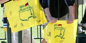 Photos: Masters Tuesday