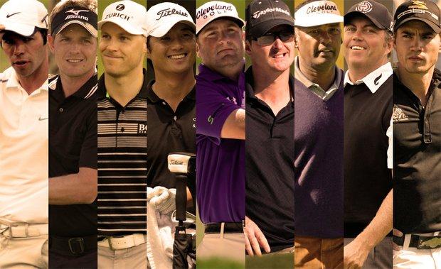 Golfweek and TourPlayers.com announced its new partnership, which will involve players Paul Casey, Luke Donald, Ben Crane, Ryuji Imada, Steve Marino, Justin Rose, Vijay Singh, Bo Van Pelt and Camilo Villegas.