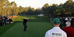 Photos: Masters Thursday