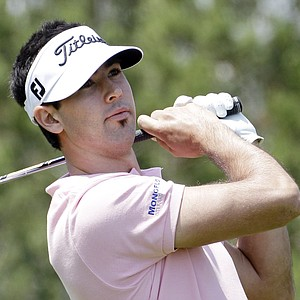 Cameron Tringale posted 4-under 68 in Round 3 of the Valero Texas Open.