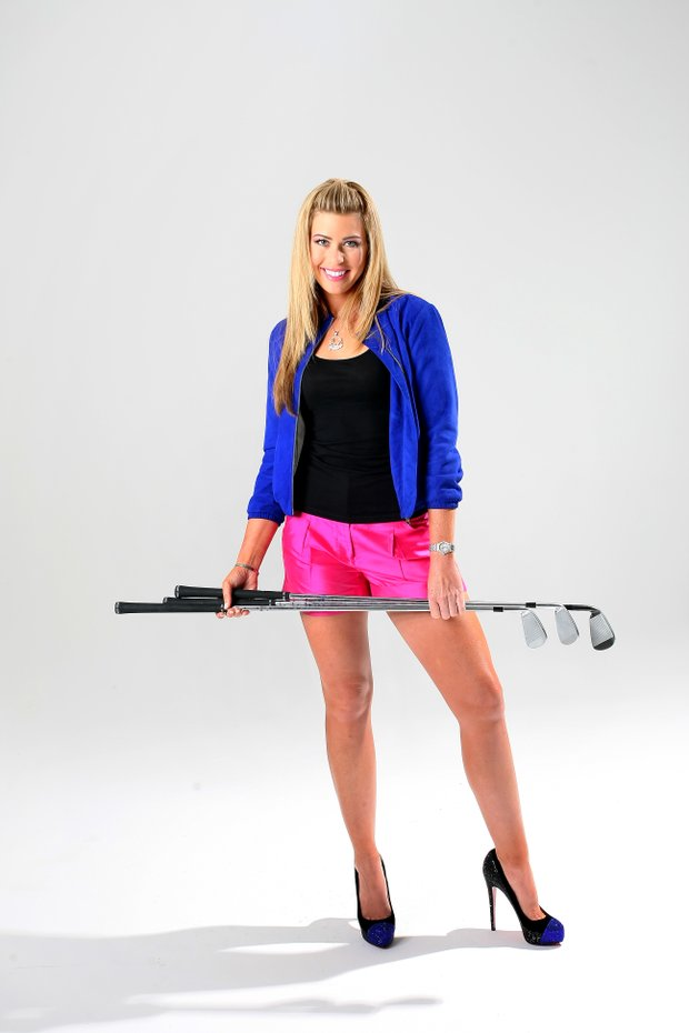 Paula Creamer spent an afternoon with Golfweek director of photography Tracy Wilcox, showing off her off-the-course style.