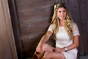 Golfweek For Her: Belen Mozo at a Golfweek For Her photoshoot in Arizona.