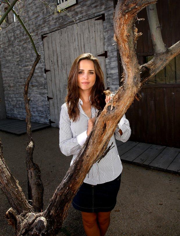 Golfweek For Her: Beatriz Recari at a Golfweek For Her photoshoot in Arizona.