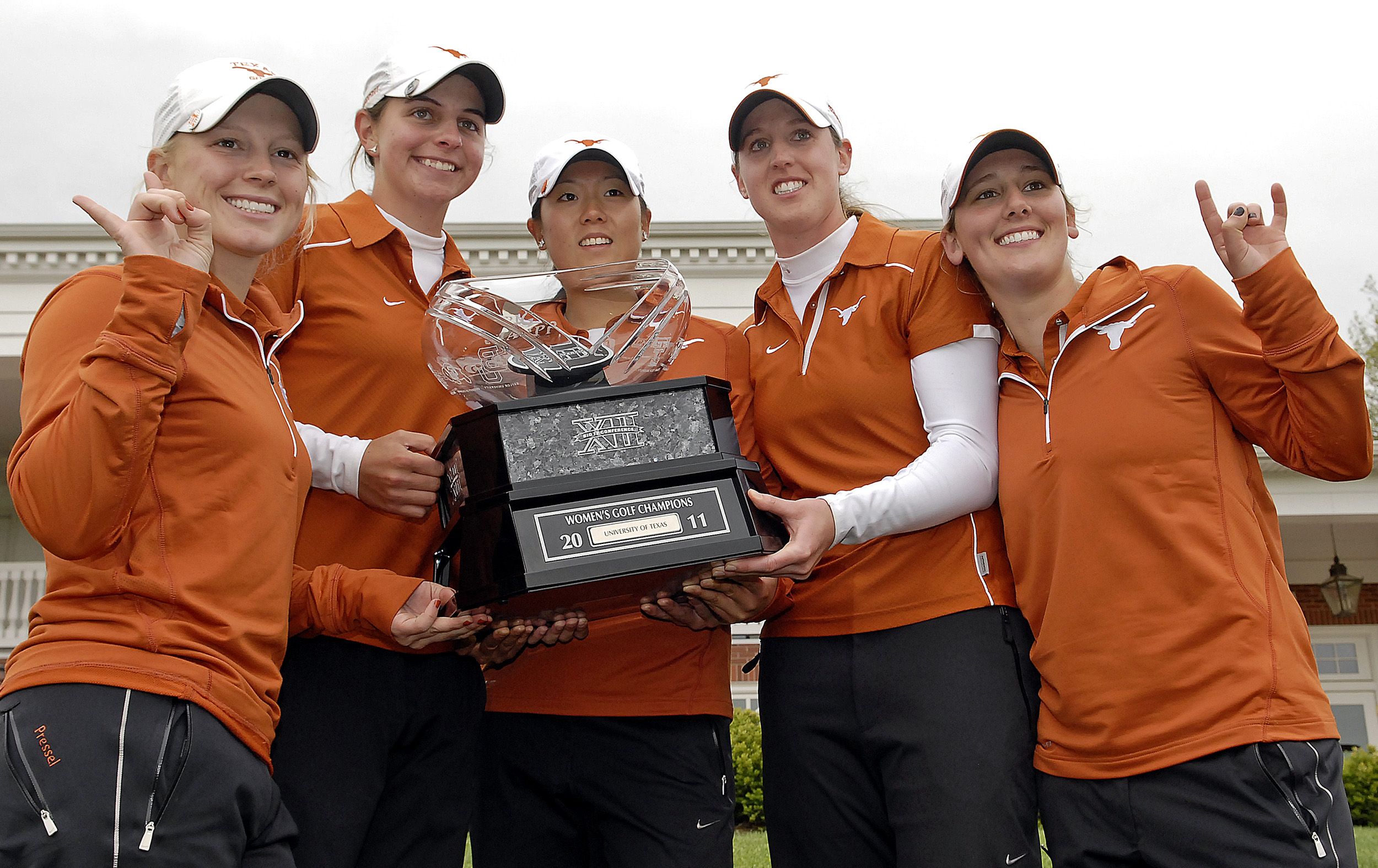 Texas won its first Big 12 Conference Championship since 2004.