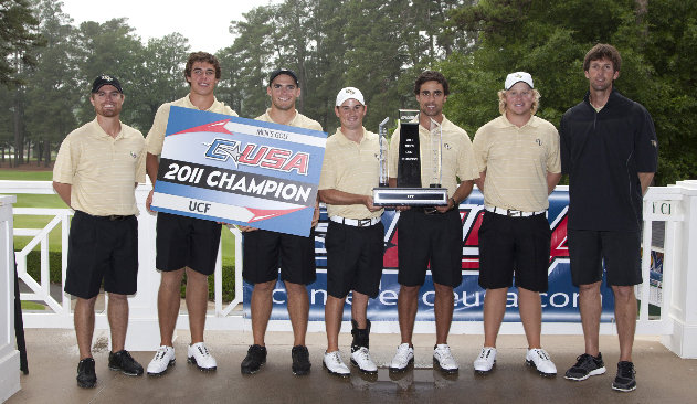 Central Florida won the Conference USA title for the third consecutive year.