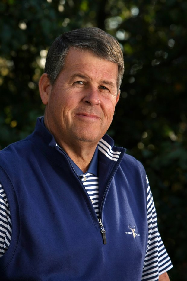 Jim Holtgrieve was among the nation's leading amateurs in the 1970s and '80s. He was a semifinalist at the 1980 U.S. Amateur, winner of the inaugural U.S. Mid-Amateur in 1981 and runner-up at the 1983 British Amateur.