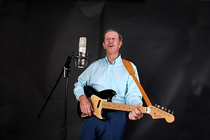 Dave Ragaini says his singing helped him win the 1971 Westchester Open, by singing upbeat songs to himself on the back nine of play.