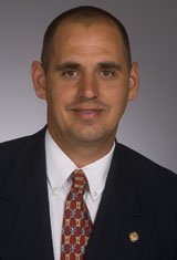 Liberty University head coach Jeffrey Thomas