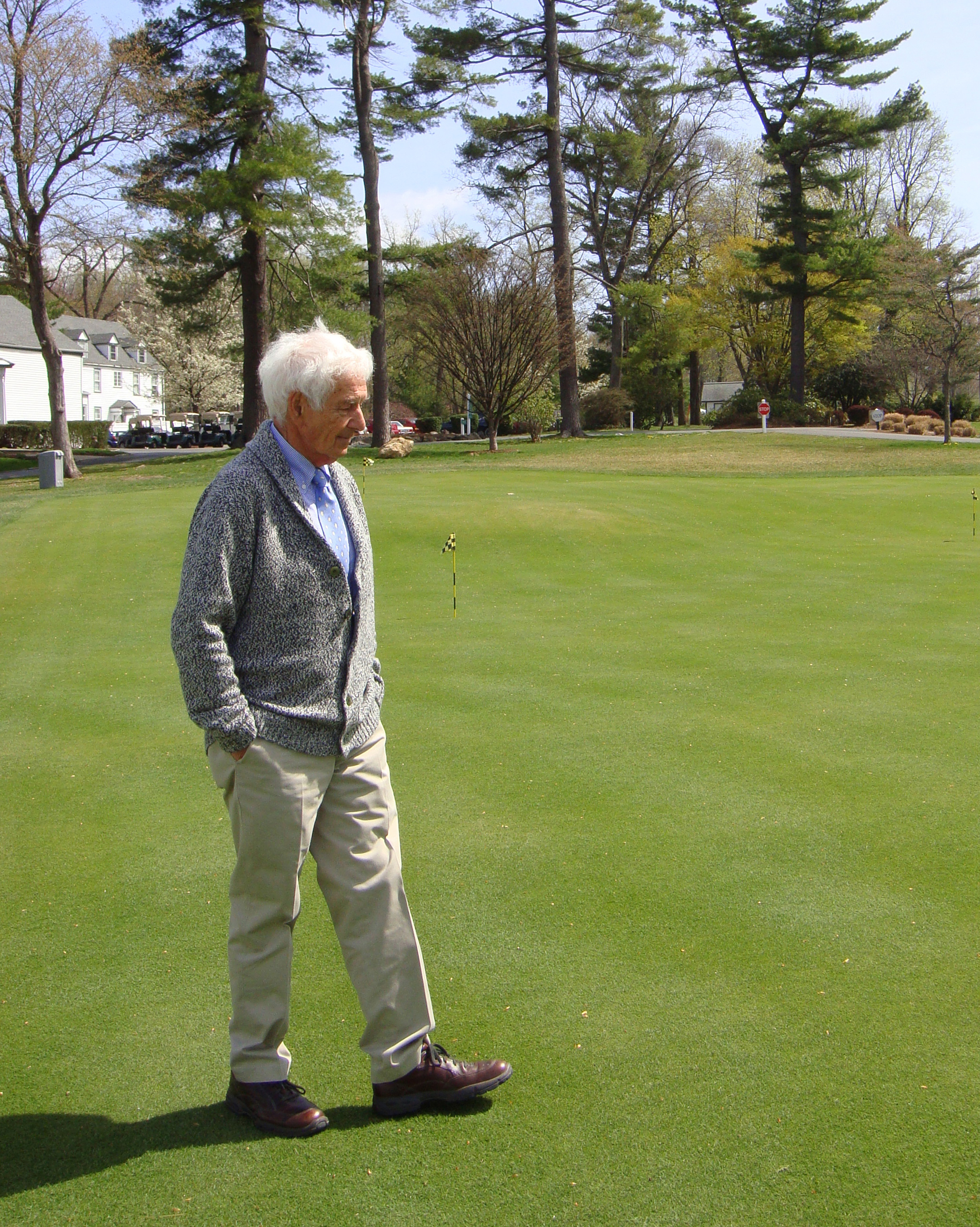 North Shore Country Club owner Don Zucker