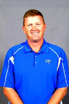 Middle Tennessee State University head coach Whit Turnbow.