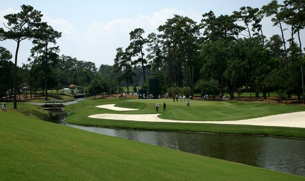 The hole: No. 3, 177 yards