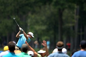 Martin Laird during Round 3 of The Players Championship.