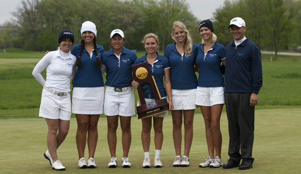 Nova Southeastern after winning its third straight NCAA Division II Championship.
