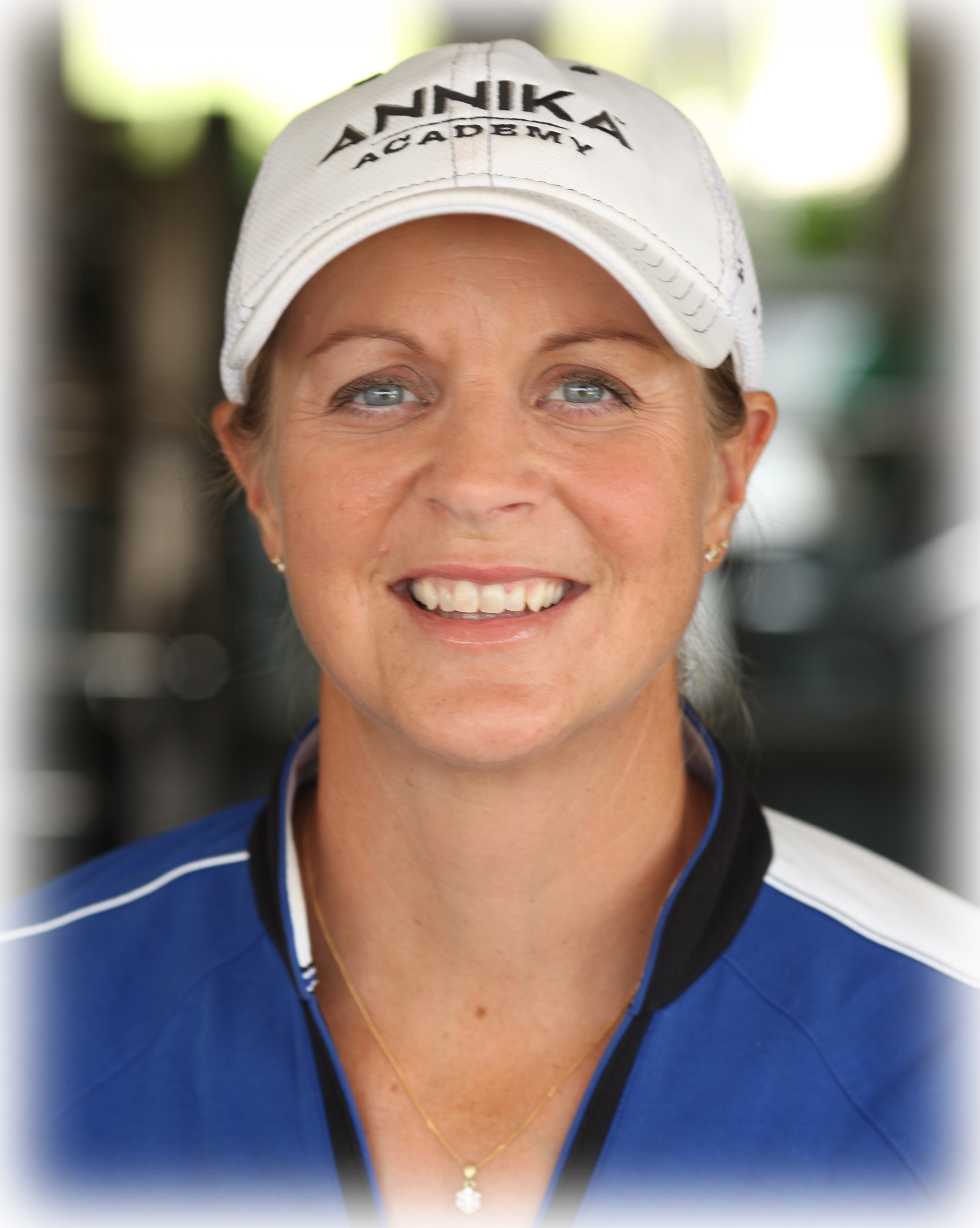 Former Solheim Cup player for the European Team, Charlotta Sorenstam