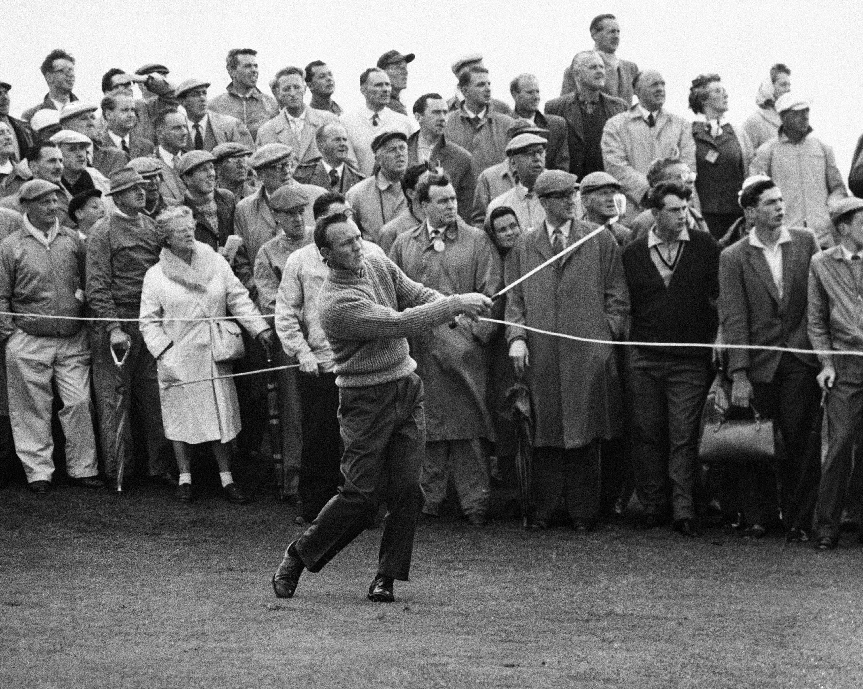 Arnold Palmer Pictures His Life In Photographs: The Smoakhouse Forums