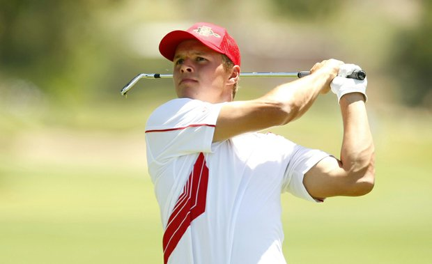San Diego State's Colin Featherstone