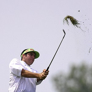 Bubba Watson during the 2007 U.S. Open at Oakmont Country Club on June 17, 2007 in Oakmont, Pennsylvania.