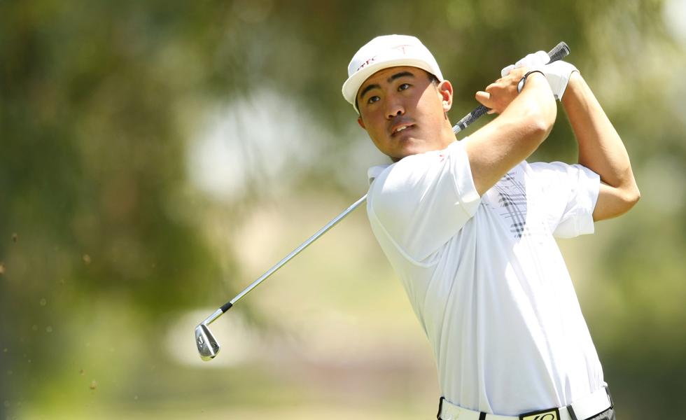 San Diego State's Alex Kang